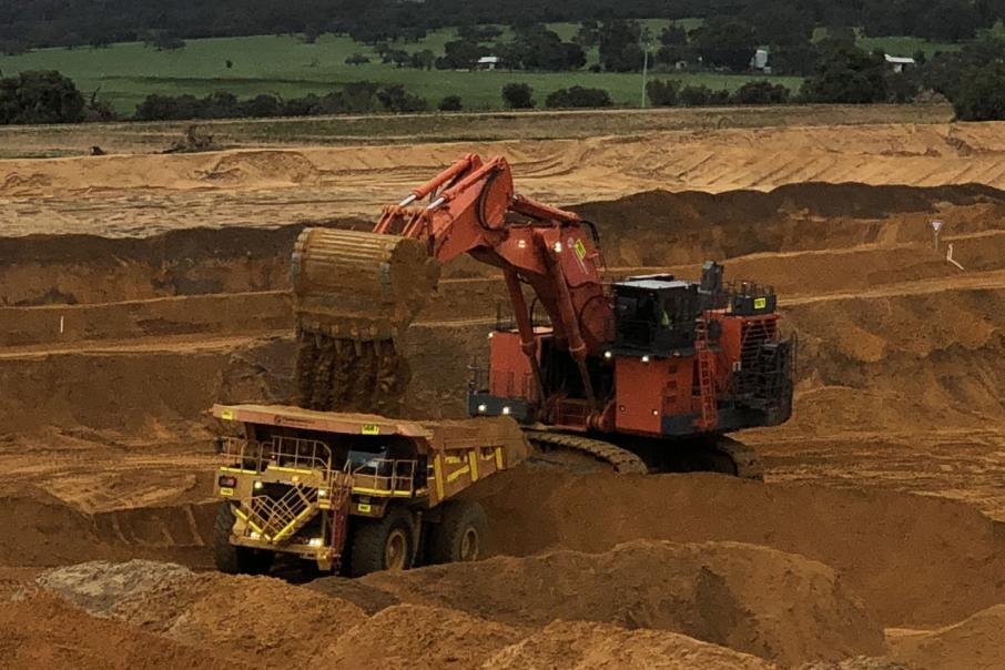 Image targets ore reserve upgrade at Boonanarring