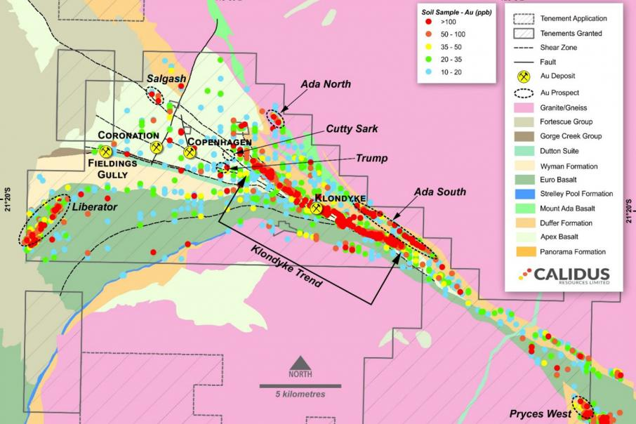 Calidus opens new front in hunt for more Pilbara gold