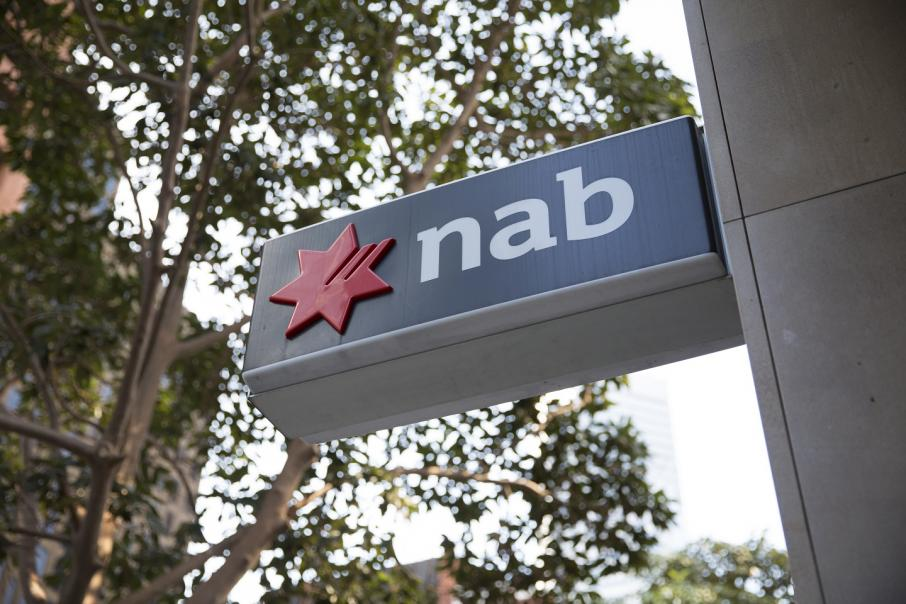 NAB shares rise as Chronican named chair
