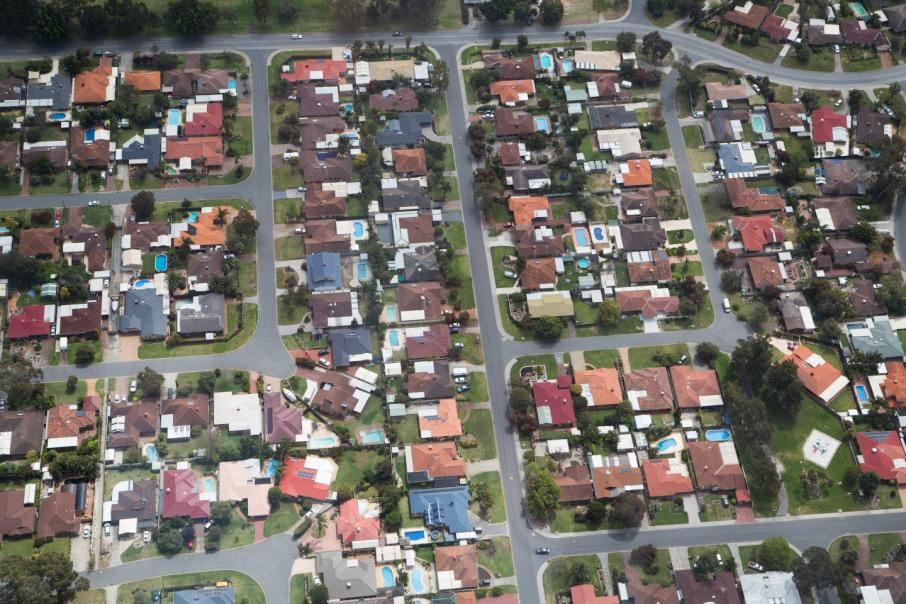 Sub-$500,000 sales drive median house price dip