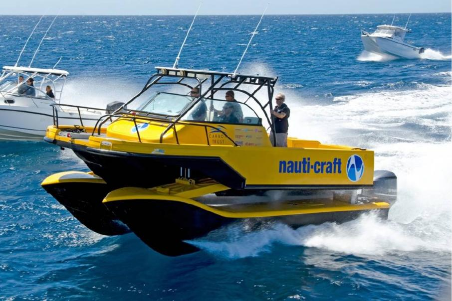 Nauti-Craft awarded for innovation