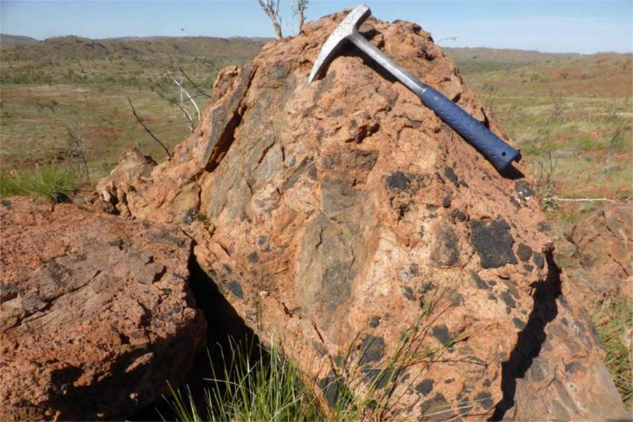 Hammer confirms copper-gold prospectivity in Qld