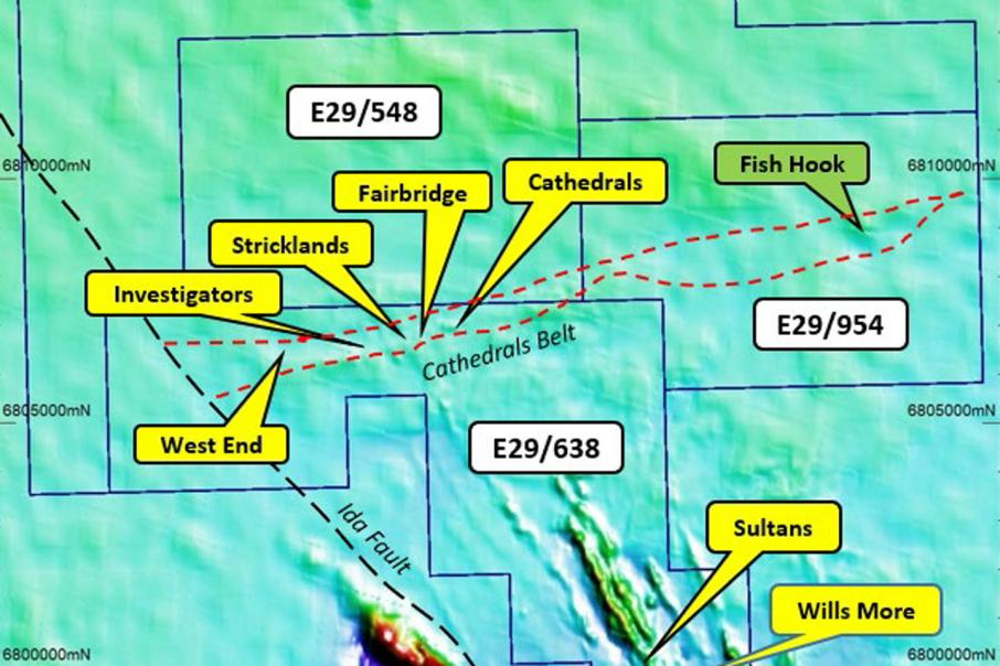 St George outlines more nickel targets near Leonora
