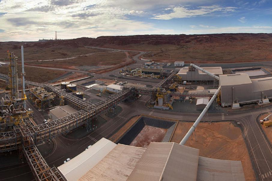 Orica flags $191m Burrup writedown