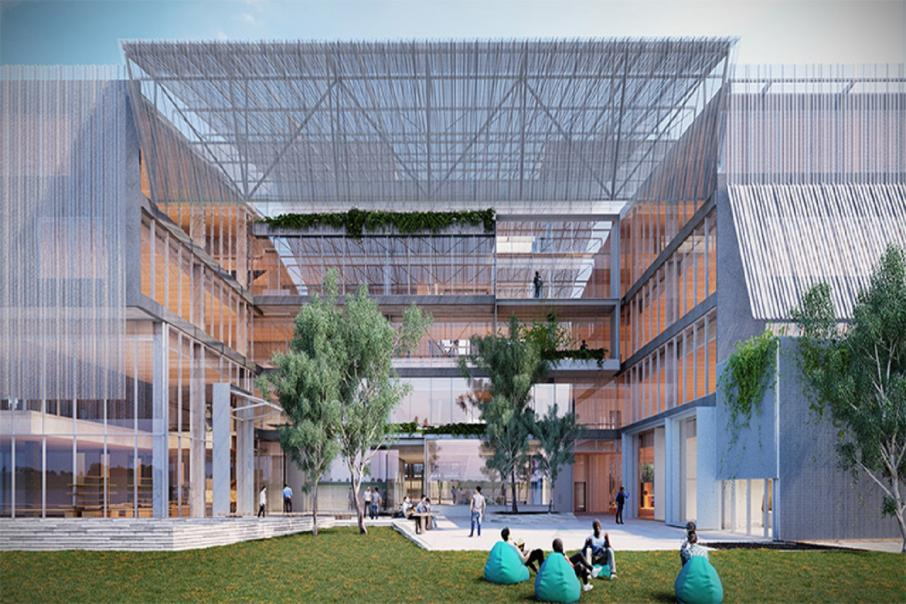 Battery HQ for Curtin, $110m project build deal awarded