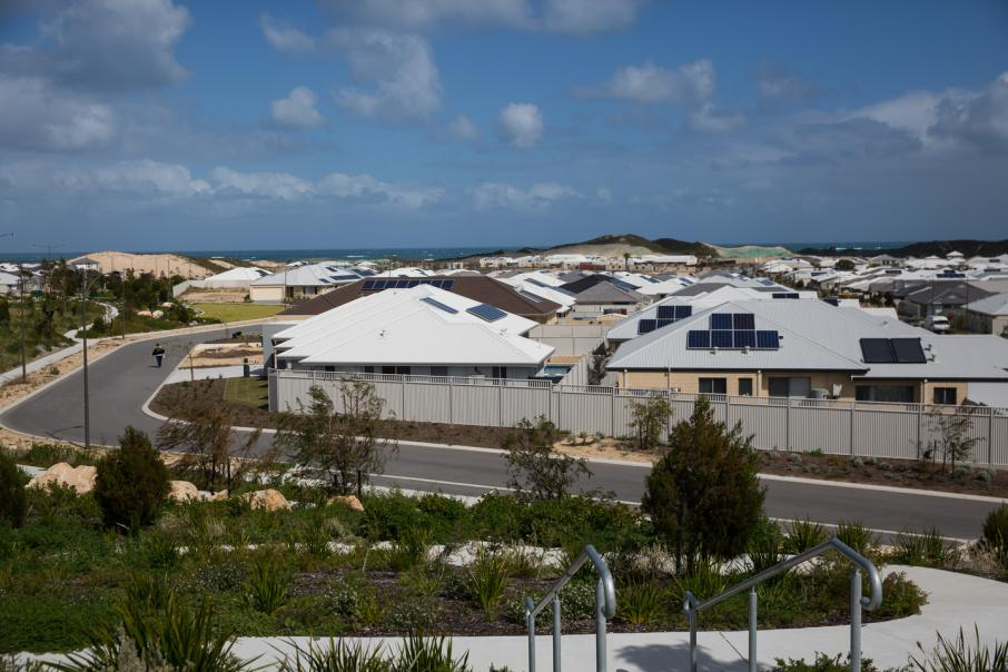 WA building hotspots dominated by outer suburbs