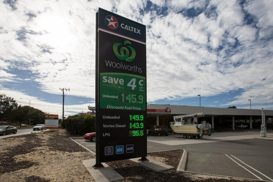 Petrol hits five-month high before Easter
