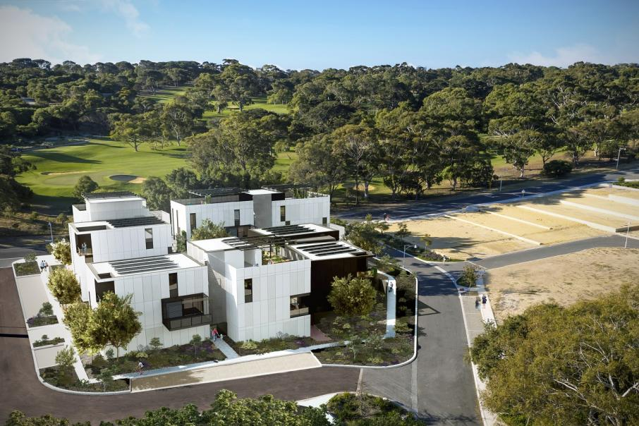 Serneke brings Swedish build to Freo