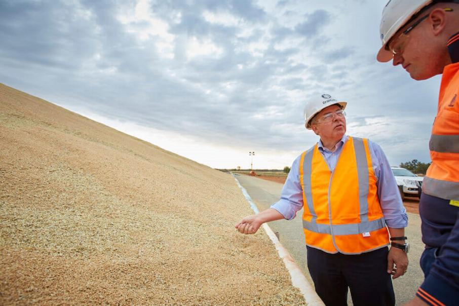 GrainCorp removes payout on $59m HY loss