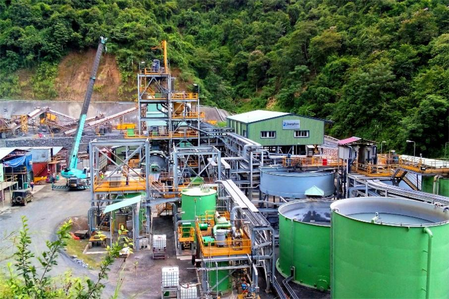 Blackstone to acquire Vietnamese nickel project