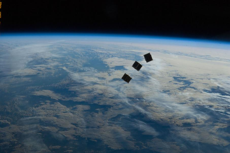 Sky and Space lines up more potential customers
