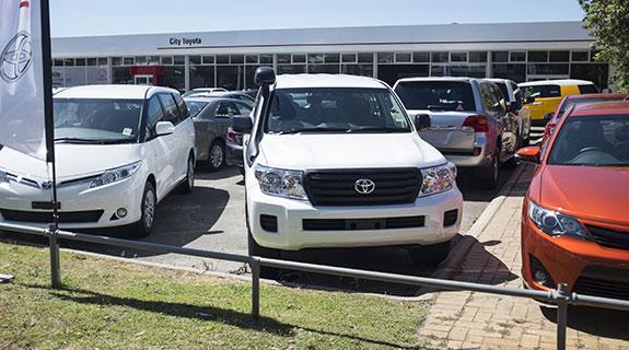 WA car sales lag nation