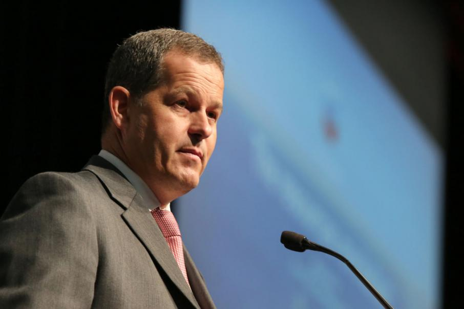 Chevron boss warns against political threats