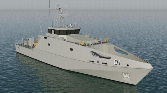 Austal signs $305m patrol boat deal