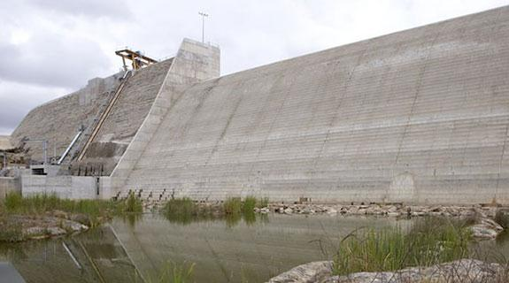 SRG wins dam contract