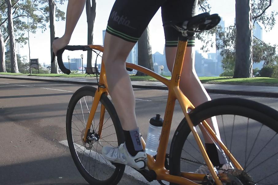 Perth bike maker focuses on carbon fibre frames