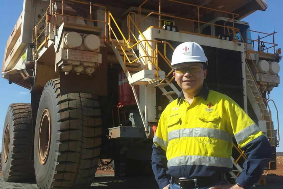 Pilbara project hit by $US1bn impairment