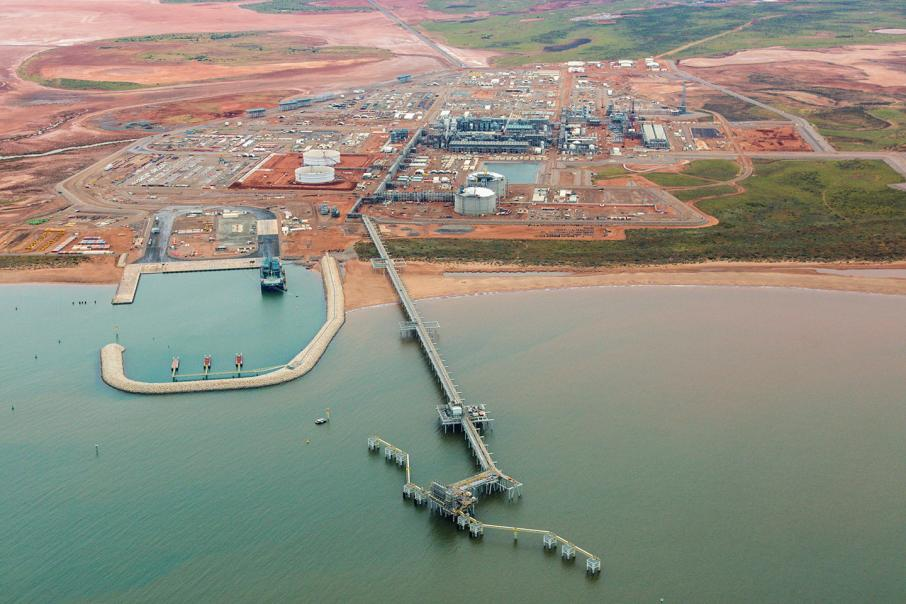 SCEE JV wins more Wheatstone work