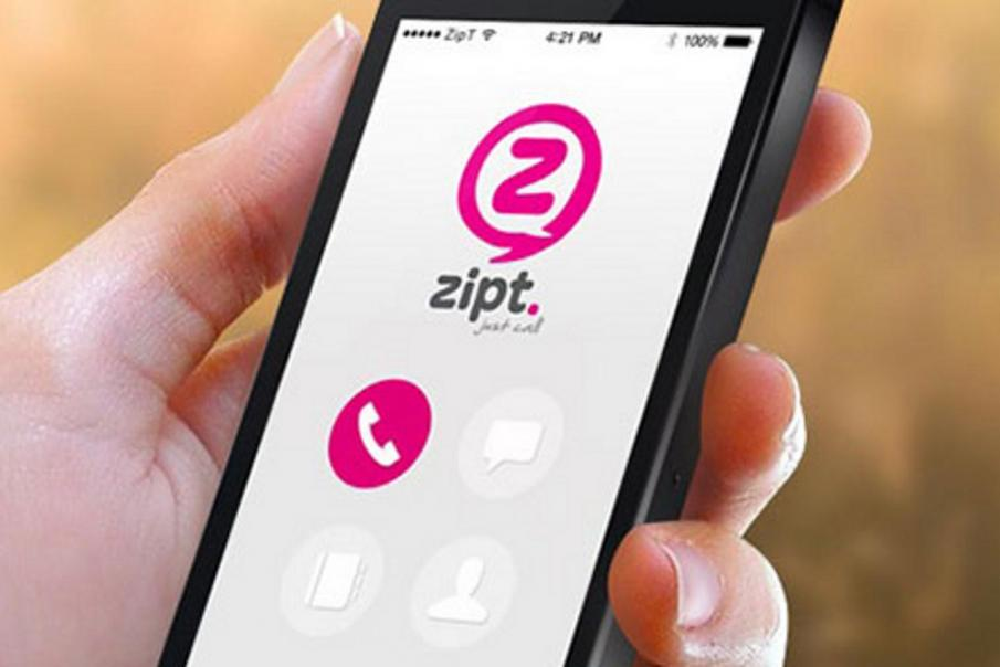 Samsung picks ZipTel app