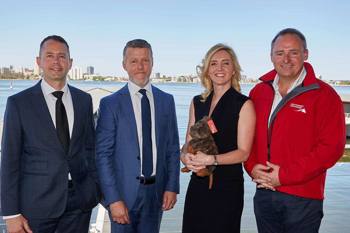 Rottnest Express partners with Westpac for UnionPay trial