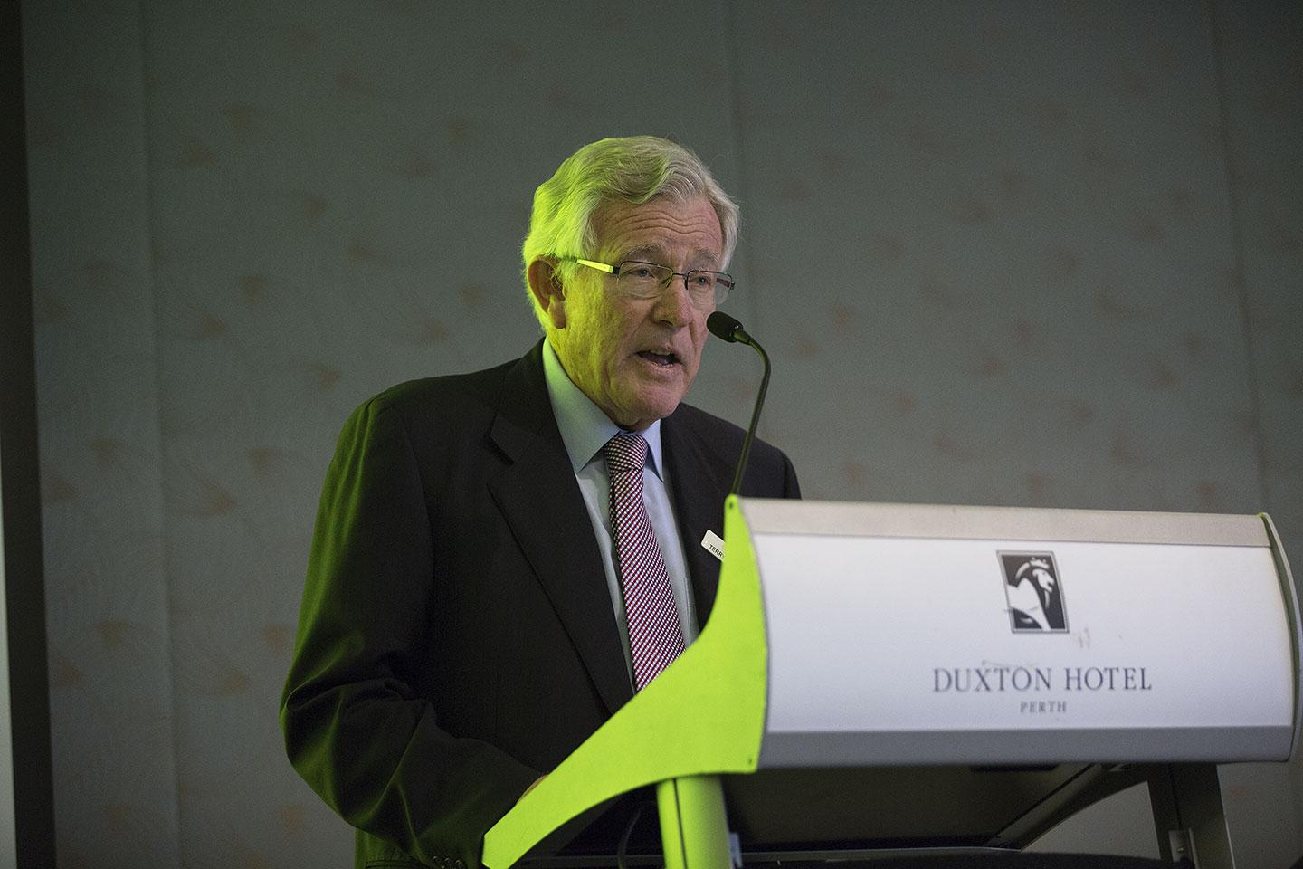 Cochrane to succeed O'Connor as Ausdrill chair