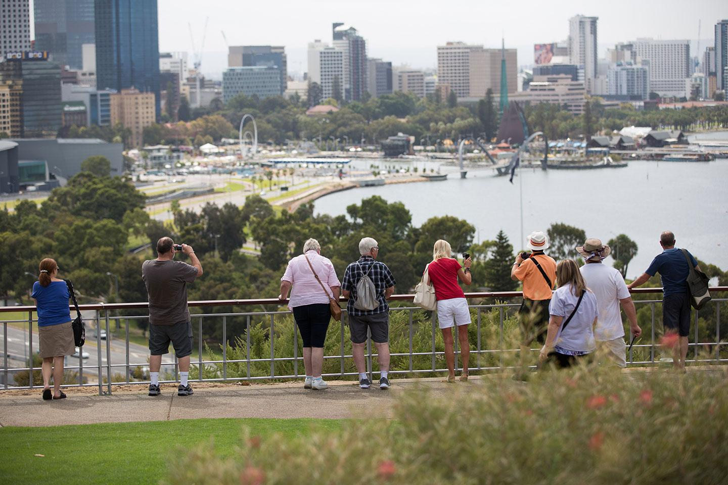 WA tourism continues to slide