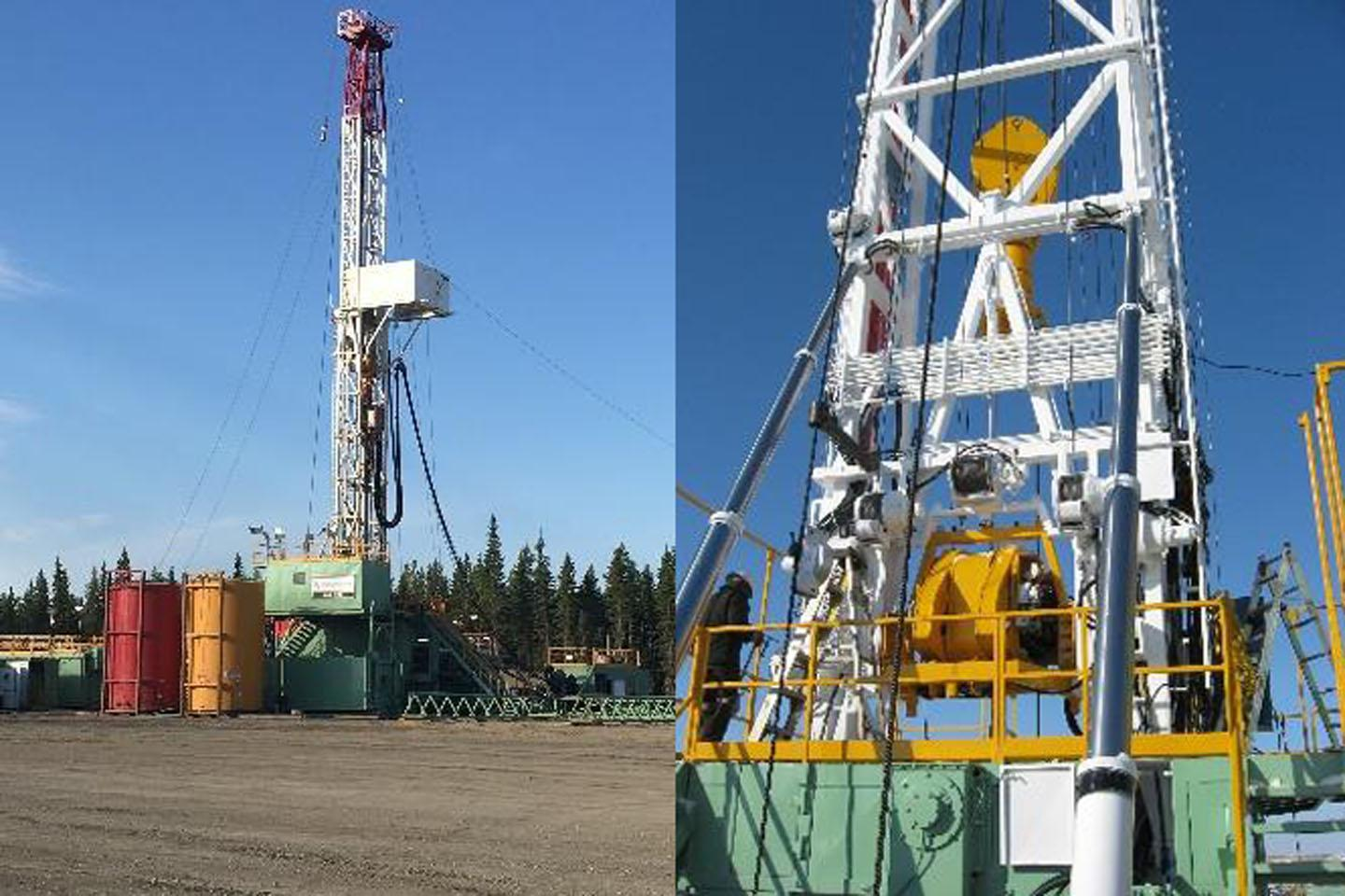 Calima locks in rig to test exciting oil and gas ground