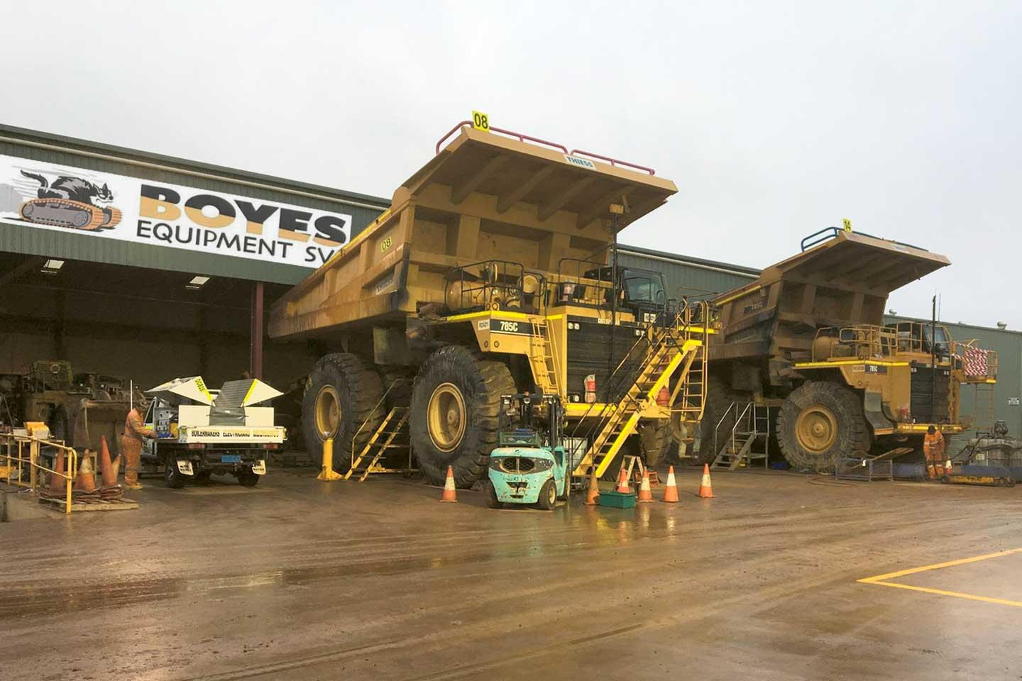 Dominant Mining Services Business in Kalgoorlie is on the market.