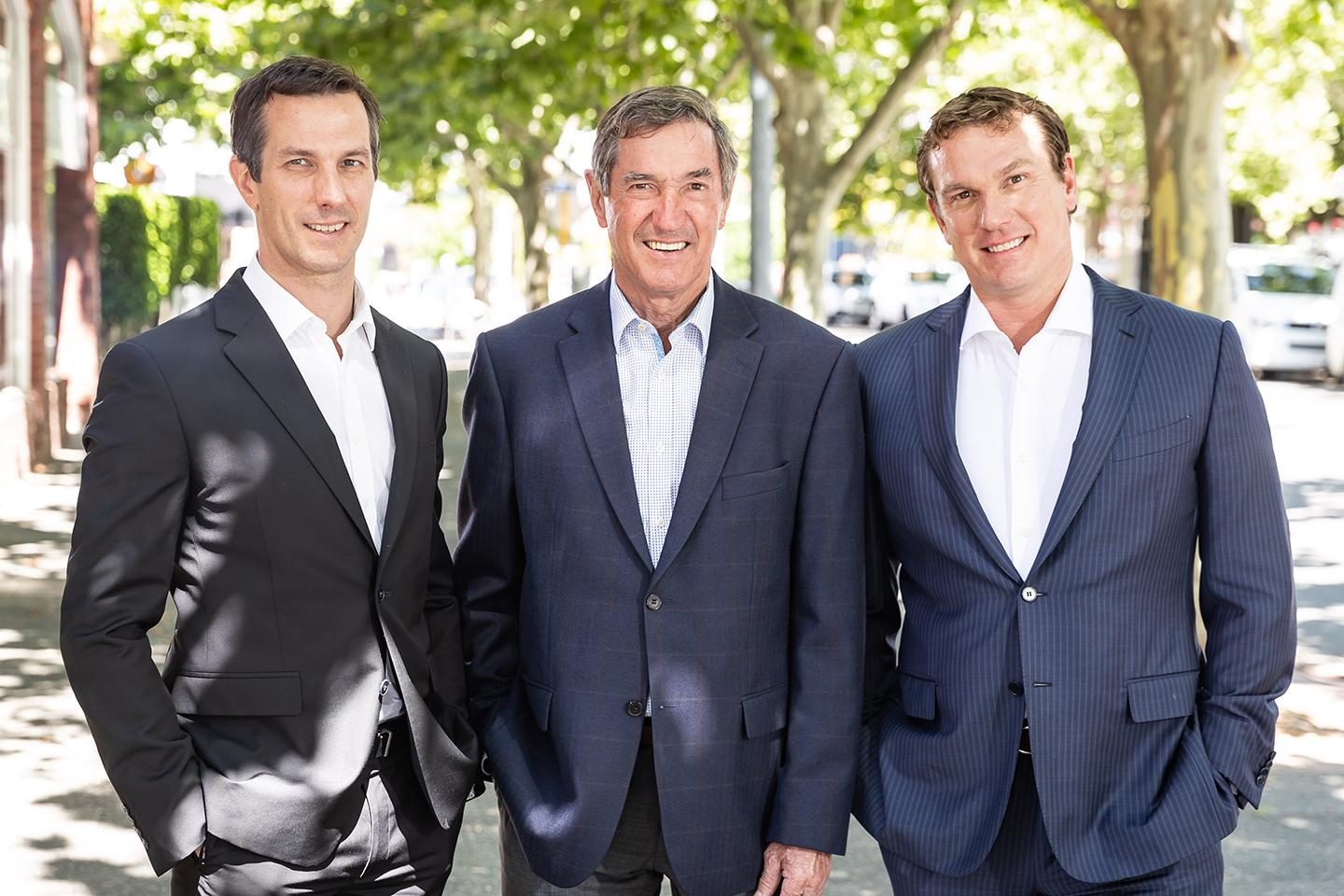 Blackburnes' lasting legacy on Perth property