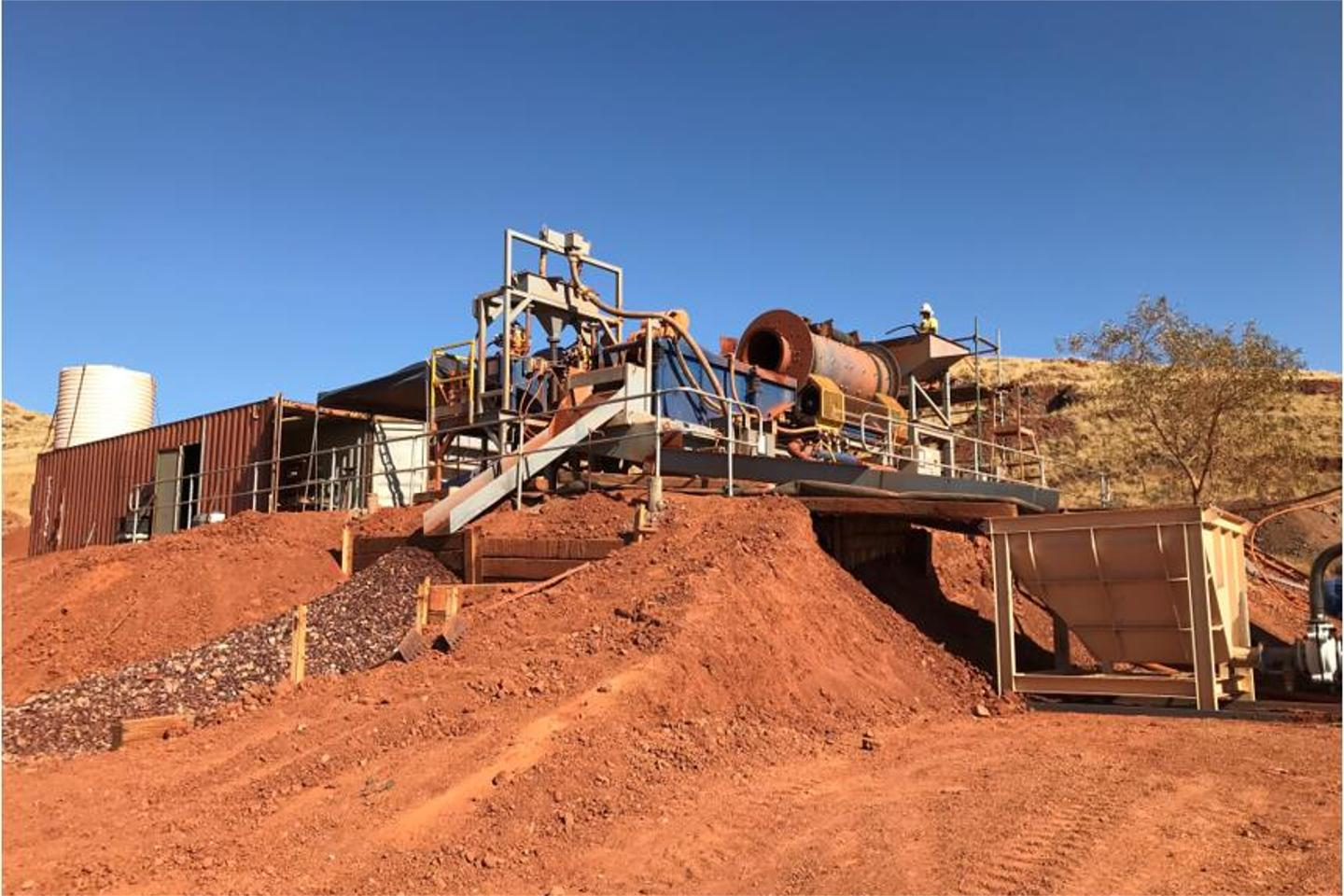 Tantalising gold recoveries for Novo in the Pilbara