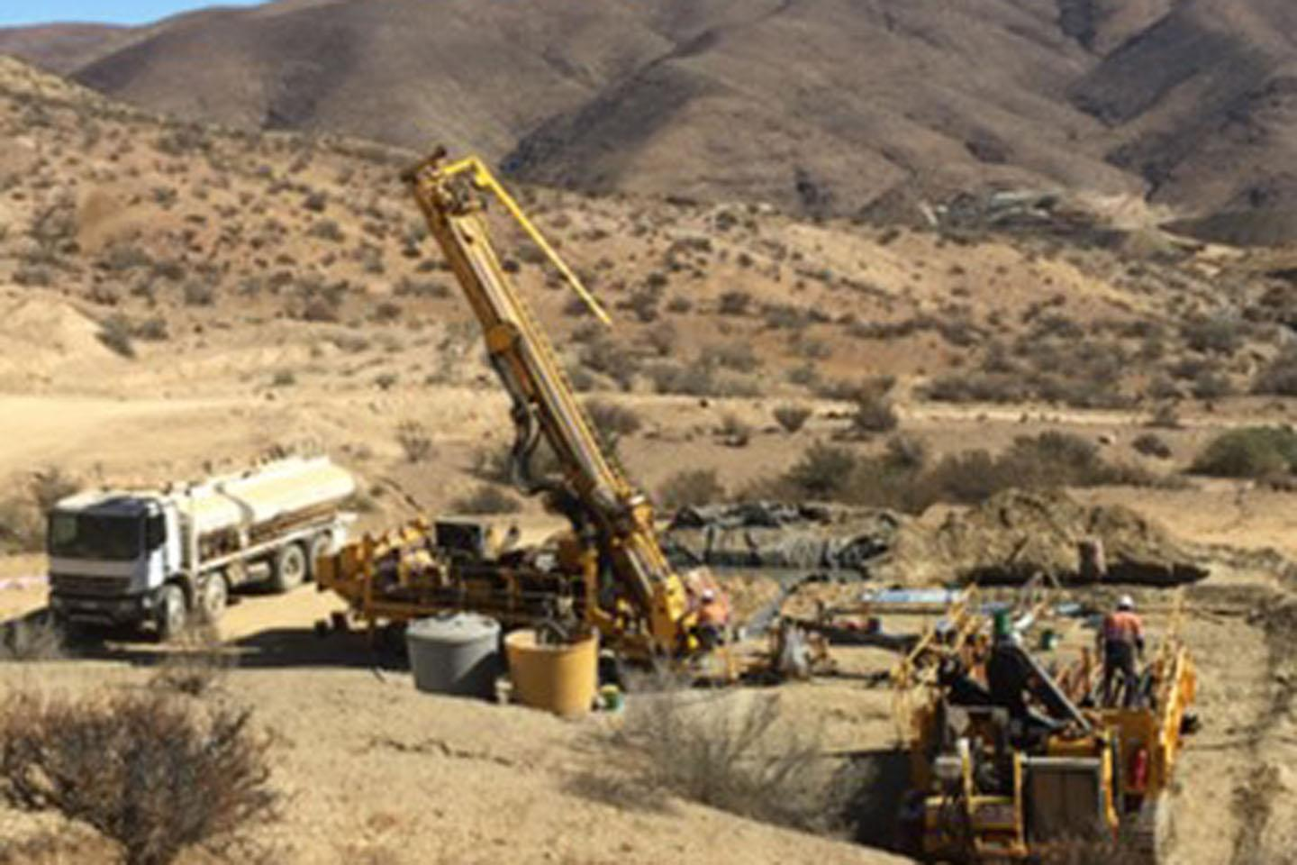 Hot Chili hits 848m copper/gold intersection in Chile