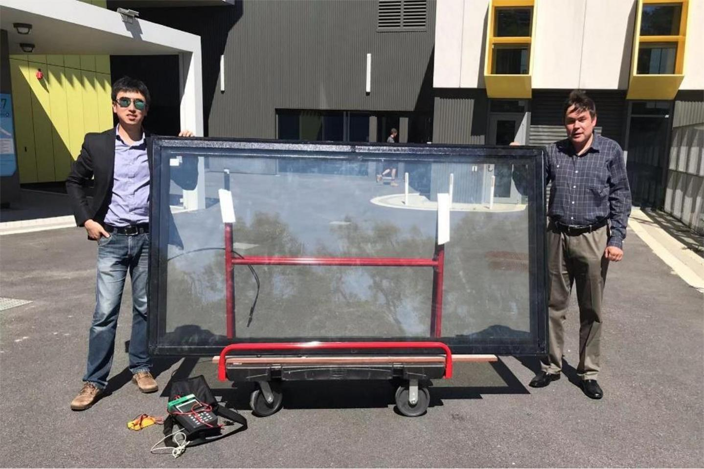 ClearVue doubles area of solar PV glass panels