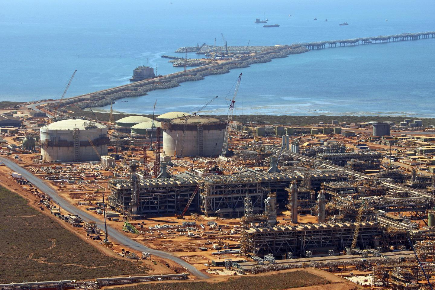 Chevron weighs Gorgon shutdown