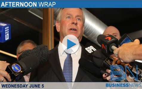 Daily Wrap Video - 05/06/13