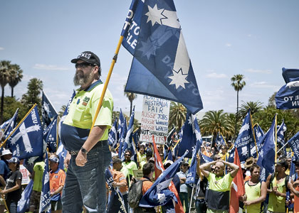 Unions failing the national interest test