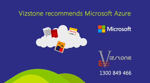 Let Vizstone lead your business to the cloud