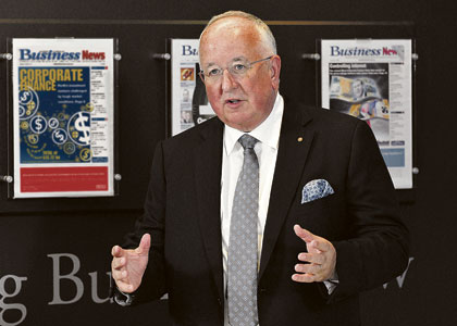 The challenge facing Sam Walsh ...and the deals that undid Tom Albanese