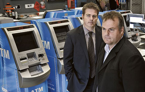 Ezeatm, former CEO at odds
