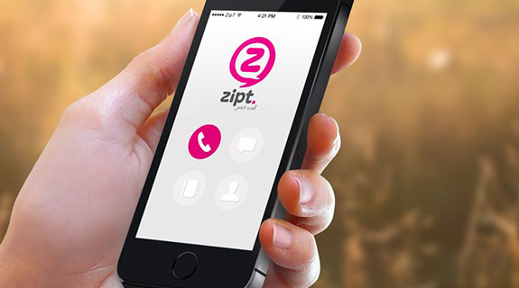 Ziptel to launch iOS app